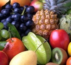 Fruit and dental health